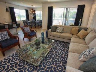 Beautiful 6 Bedroom 6 Bath Pool Home in Sonoma Resort. 2695CA, Kissimmee