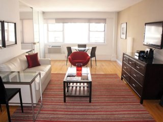 Furnished Studio Apartment at Broadway & E 12th St New York, New York City