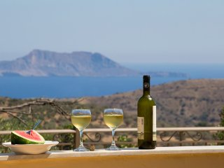 Relax in kreta in triopetra-villa-stellasimos 2 pools,4 bedrooms, 4 bathrooms!, Triopetra