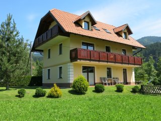 Villa Planina in Kranjska Gora - Loft right