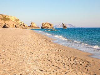 Relax in Villa Gerasimos Triopetra  Kreta