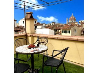 Belvedere flat - Amazing terrace with Duomo's view, Florencia
