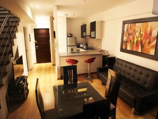 Apartamento Exclusivo Duplex Panoramico, Lima Moderna