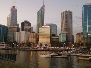 CBD Resort Apartment close to quality hotels&Rest', Perth