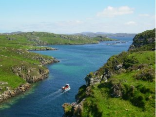 5A HACKLETE GREAT BERNERA SELF CATERING  ISLE OF LEWIS