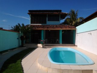 Casa Para Temporada na Praia de Ilhéus Bahia