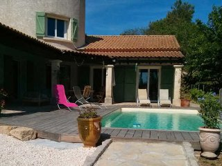 Holiday home in France near Pezenas with pool, Pézenas