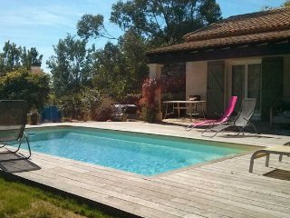 Holiday home in France near Pezenas with pool