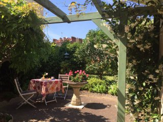 comfortable flat with big flowery terrace, La Garenne-Colombes