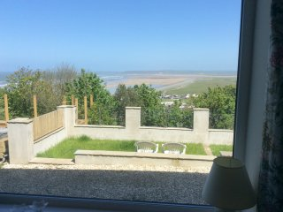 Beach View Cottage Sea views  5min walk to beach, Westward Ho