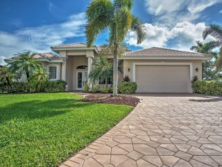 NEW! 3BR Cape Coral House w/Private Heated Pool!