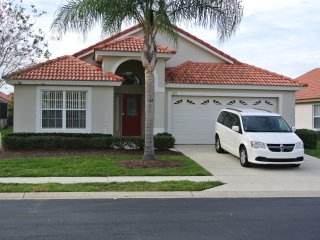 Premium villa at Solana 5BR just minutes to Disney