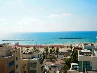 Luxury Duplex With Full Sea View, Tel Aviv