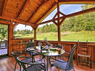 Charming 'Craftsbury Farmhouse' w/ Hot Tub!