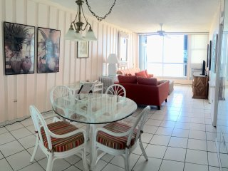 One bedroom Ocean front with washer & dryer-Isla Verde Beach