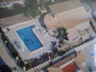 villa La Marina Urb San Fulgencio Ailcante A/C Private pool, Wi-Fi, T/V, DVD