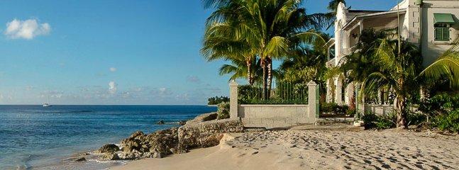Villa Caprice 4 Bedroom  (A Beachfront Villa Located On The Platinum Coast Of