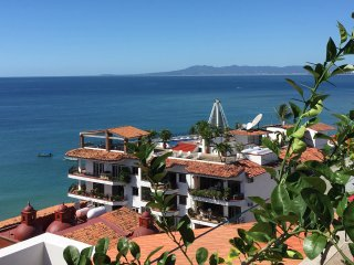 V177 1/1 1/2 block to the beach, Romantic Zone, Puerto Vallarta