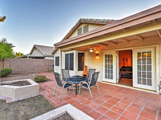 3BR Chandler House w/Patio in Prime Location!