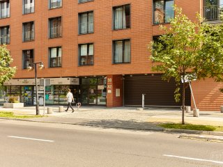 Kornelia De Luxe - Exclusive  apartment just next to Railway Station., Cracovia