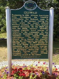 Several music festivals each summer honor Idlewild's rich history and culture.