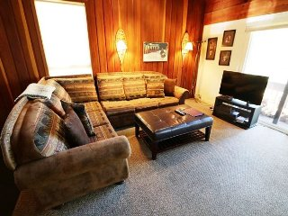 Sunny & spacious 4 bedroom 2 bath walking distance to Canyon Lodge., Mammoth Lakes