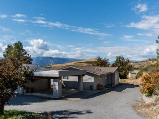 Updated Chelan home w/ orchard views near lots of outdoor recreation