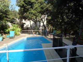 Villa familiale et nature proche de Montpellier