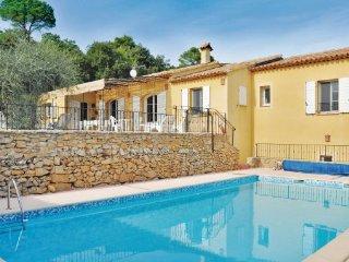 4 bedroom Villa in Saint Anastasie Sur Issole, Cote D Azur, Var, France : ref 2042544, Sainte-Anastasie-sur-Issole