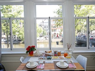 Singel B&B: great location!