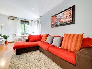 Comfortable flat 15 minutes to the City center, Roma