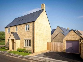 The Bybrook, a beautiful contemporary home in Bourton on the Water