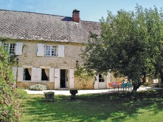 4 bedroom Villa in Coly, Dordogne, France : ref 2220862