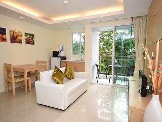 J7, One-Bedroom Ao Nang Apartment with Pool Use