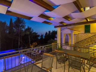 One-Bedroom Apartment with Balcony Ap. 5, Trogir