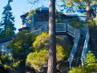 Like a Treehouse; Amazing Views, Walk to the Beach, Kings Beach