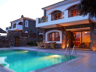 Feel the Calmness in the Village at Nikoleta Villa