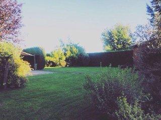 Accogliente stanza e bagno privato in campagna