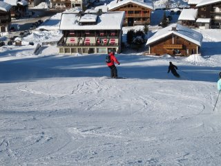 8/9 persons appartment. ski in - ski out., Les Gets