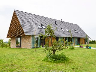 Design holiday home 4p at Lauwersmeer in Friesland, Kollum