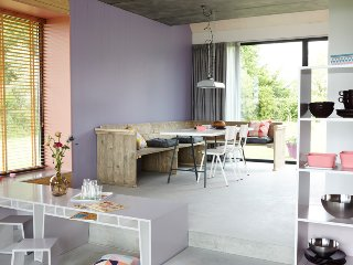 Lovely designed holiday home 4p at Lauwersmeer in Friesland