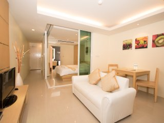 Modern 1-bedroom Apartment with Awesome View, Ao Nang