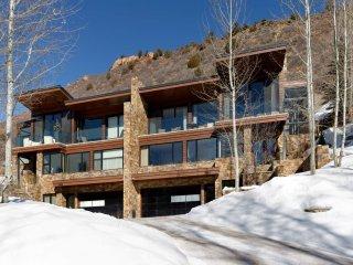 Silverking Contemporary Duplex ~ RA86705, Aspen