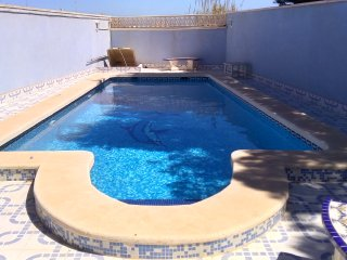 2 Bed Villa / A/C / Private Pool - Playa Flamenca