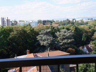Chambre avec vue, proche du Vieux Lyon