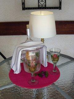Enjoy the Spanish wines..