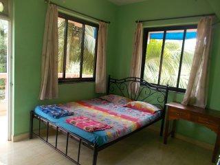 Ashirwaad Holiday Apartments - ac 2BHK apartment, Benaulim