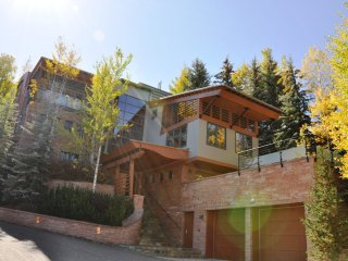 Ski-in and out on Aspen Mountain ~ RA86752