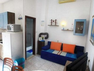 Apartments Brac - One-Bedroom Apartment with Terrace and Sea View (A1)