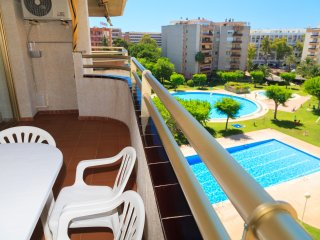 JEREZ 201: Nice and confortable apartment for 5 people in the center of Salou!